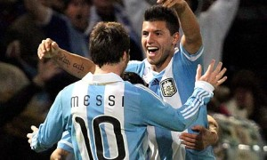 Sergio-Aguero-and-Lionel-Messi