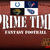Prime Time Fantasy Football