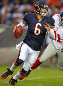 NFL: Chicago Bears vs New York Giants Aug  22